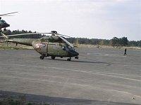 Z vojenského letiště se stala vrtulníková základna - IV