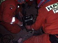 Sledování monitoru při průzkumu Searchkamerou