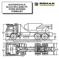 ROMAN s proudovým motorem