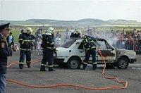 Den záchranářů mýma očima - a je po ohni