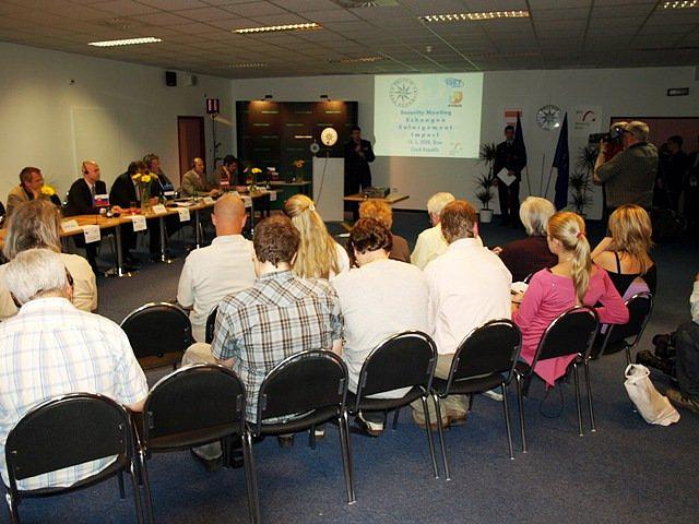 Security Meeting Schengen Enlargement Impact