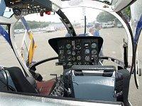 pracoviště pilota