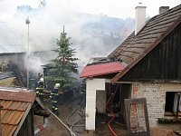 Požár Hoříněves