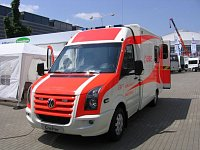 VW Crafter - Strobel
