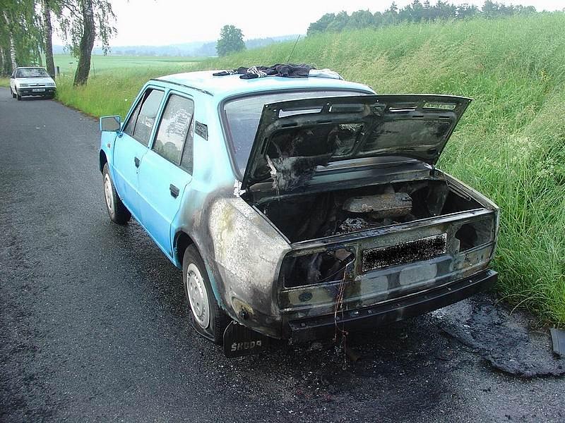 Požár Š105L