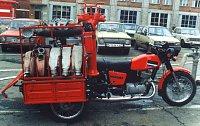 hasiči Rusko