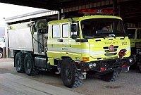 Původní Wildland od BML, který hasiče uchvátil a inspiroval ke koupi
