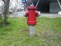 ihasici.cz - hydrant u pardubické 'CSOB