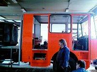 stavba vozu