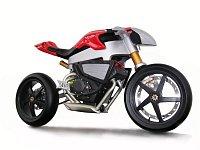 koncept motocyklu
