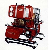 Požární stříkačka VMS nejprodávanější model z roku 1960
