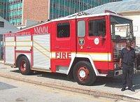 Dennis jihoafrických hasičů