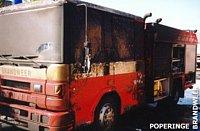 ohořelý Rapier z belgického Poperinge