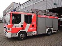 Dennis Rapier hasičů německého Erfurtu