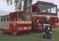 malý a velký Dennis RS