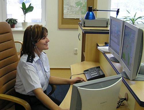 TCTV 112 Zlín - operátoři umí lokalizovat volajícího