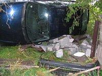 Dopravní nehoda v obci Čelechovice