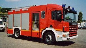 CAS Scania/Magirus SDIS 54