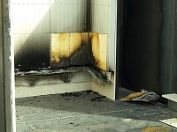 Kingspan FIREsafe také vydržel a dosáhl deklarovaných vlastností