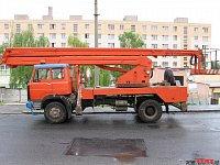 LIAZ 110 MP-20-1 montážní firmy – foto www.liaz.cz Olda Treml
