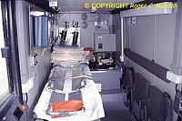 sanitní speciál Mercedes/JDC Eurotunnel