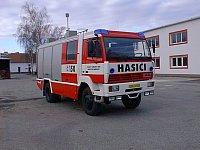STEYR TLF 2000 České Budějovice
