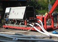 Kontejner s čerpadlem Ruberg FP 10000 l-min