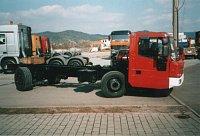 podvozek IVECO/TITAN pro AZ 30