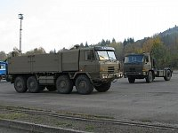 Speciál T816 LIWA dodaný před časem v 1100 kusech do SAE