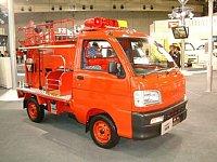 japonský zásahový speciál pro provoz v automobilovém průmyslu