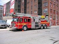 teleskop F114 hasiči Toronto