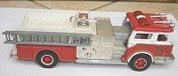 sběratelský model CORGI- MACK CF Richland FD