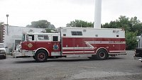 MACK CF Heavy Rescue