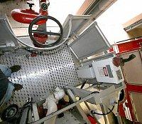 MACK CF/BAKER Aerialscope 75 - detail pracovního koše