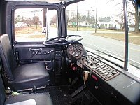detail kabiny