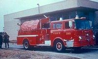 jeden z prvních MACKů CF u FDNY, později spadající pod Super Pumper