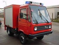 Multicar M26 malá CAS/SRN