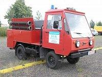 Multicar M25 malá CAS/SRN
