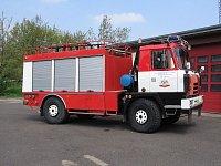 První hasičská čtyřkolka z Poličky, foto: Hynek Obroučka