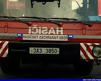 plošina HZS SŽDC Praha
