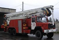 PPK-35 - Bronto Skylift/IVECO Magirus