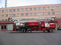 PPK-35 - Bronto Skylift/SISU hasiči Moskva