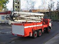 PPP-32/80 Kamaz 6x6/TTK Favorit hasiči Moskva