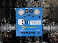 Nový ovládací panel čerpadla