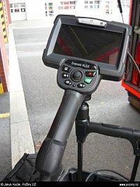 Štěrbinová kamera