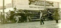 nehoda v LA roku 1922