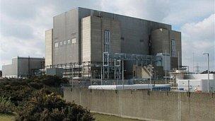 Britská jaderná elektrárna Sizewell A