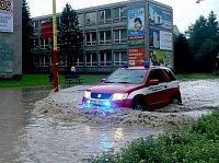 povodně ZLK