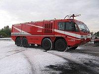 letišťák Iveco-Magirus Super Dragon 8x8