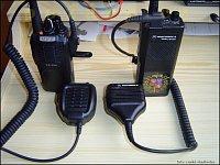 porovnání kompletů HYT TC-700 a legendární Motorola GP300
